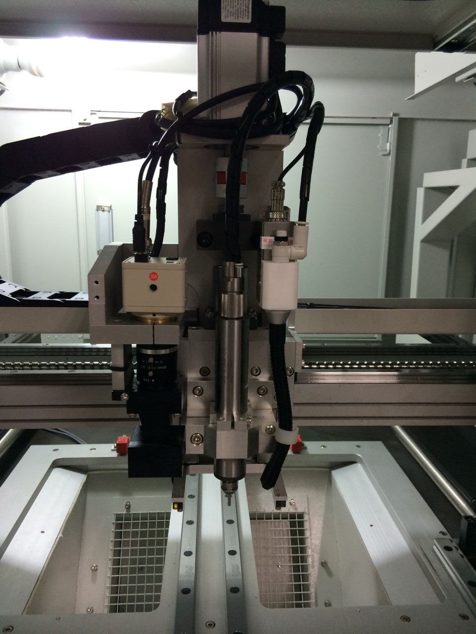 Vacuum Cleaner for  Two-Slide PCB Separator Machine -YSVC-650