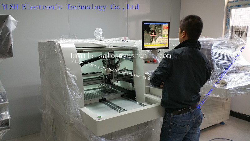 Two-Slide Separator for PCB Board Cutting-YSVC-650