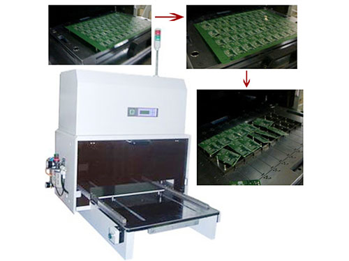 Good Quality PCB Punching Machine -YSPL