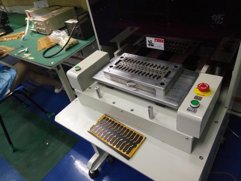 PCB Punch Cutting Machine - YSPL