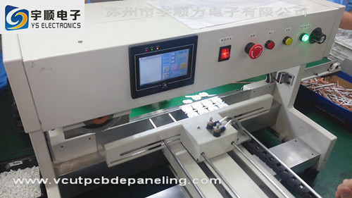 Stress-Free Slide-Type  PCB Separator, Factory Direct PCB Separator
